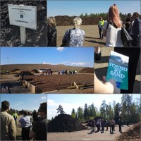 AX Consulting's excursion to Koukkujärvi on 9th May, 2016