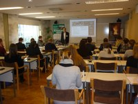 Project seminar was arranged in Tampere